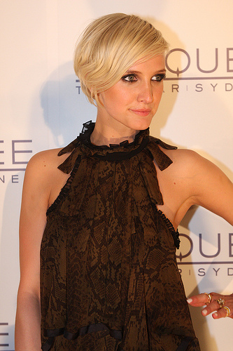 ashlee simpson's cosmetic surgery